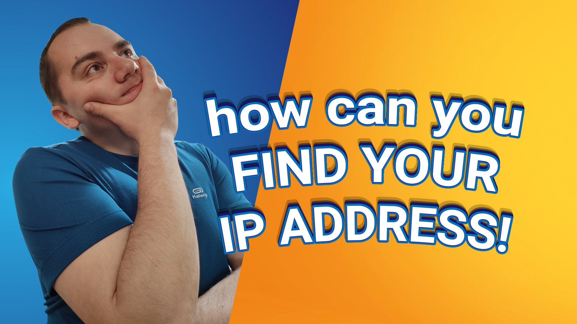 What's my IP? How to easily find your IP